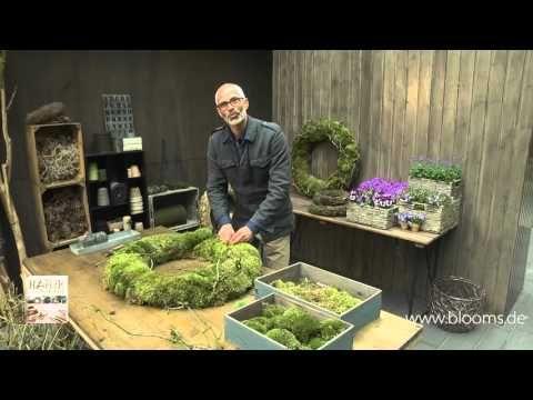 Naturwerkstatt: Klaus Wagener zeigt DIY-Ideen aus seinem neuen Buch