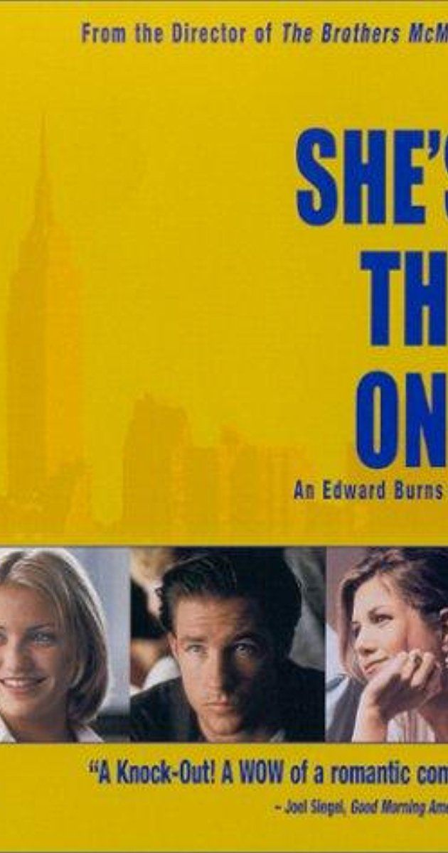 Directed by Edward Burns. With Edward Burns, Jennifer Aniston, John Mahoney, Michael McGlone. The love lives of two brothers, Mickey and Francis, interconnect as Francis cheats on his wife with Mickey's ex-girlfriend, while Mickey impulsively marries a stranger.
