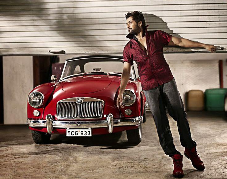 Actor : Surya Gallery - TamilNanba Gallery