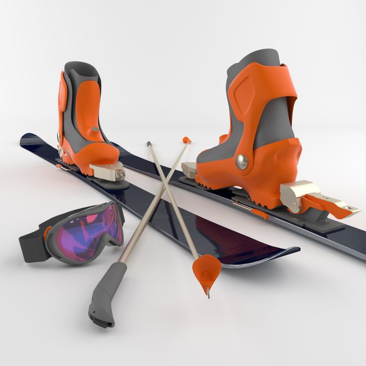 Ski Collection is a versatile set of 3 high quality 3D models to add more details and realism to your projects.