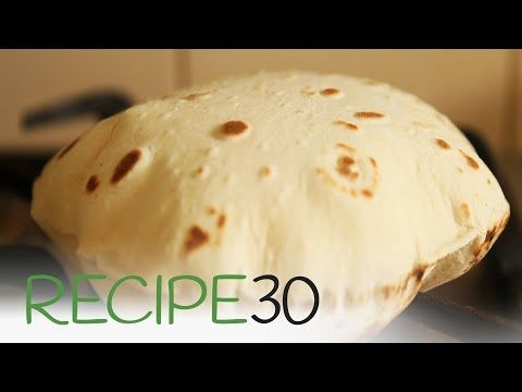 "Easy to make Roti Bread ""Chapati"" – Easy Meals with Video Recipes by Chef Joel Mielle – RECIPE30"