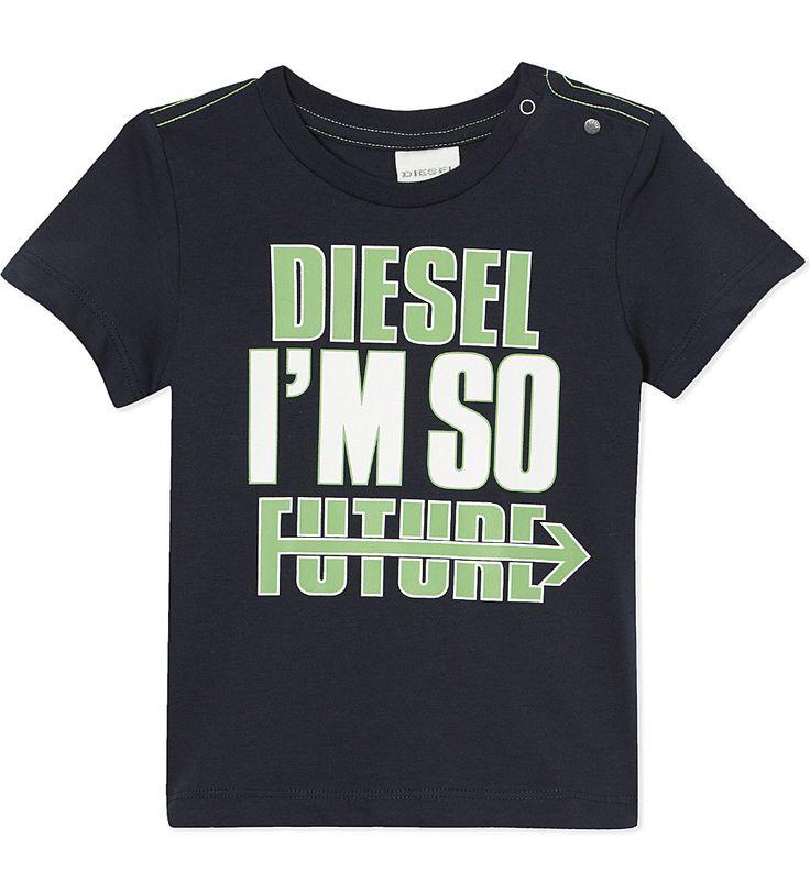 I'm So Future cotton t-shirt 6-36 months