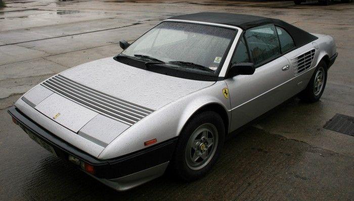 Lost Cars of the 1980s – Ferrari Mondial #ferrari