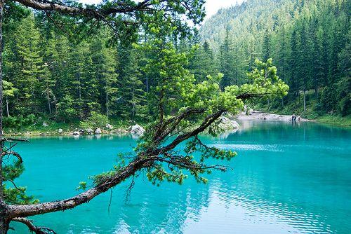 Grüner See, Steiermark, Austria