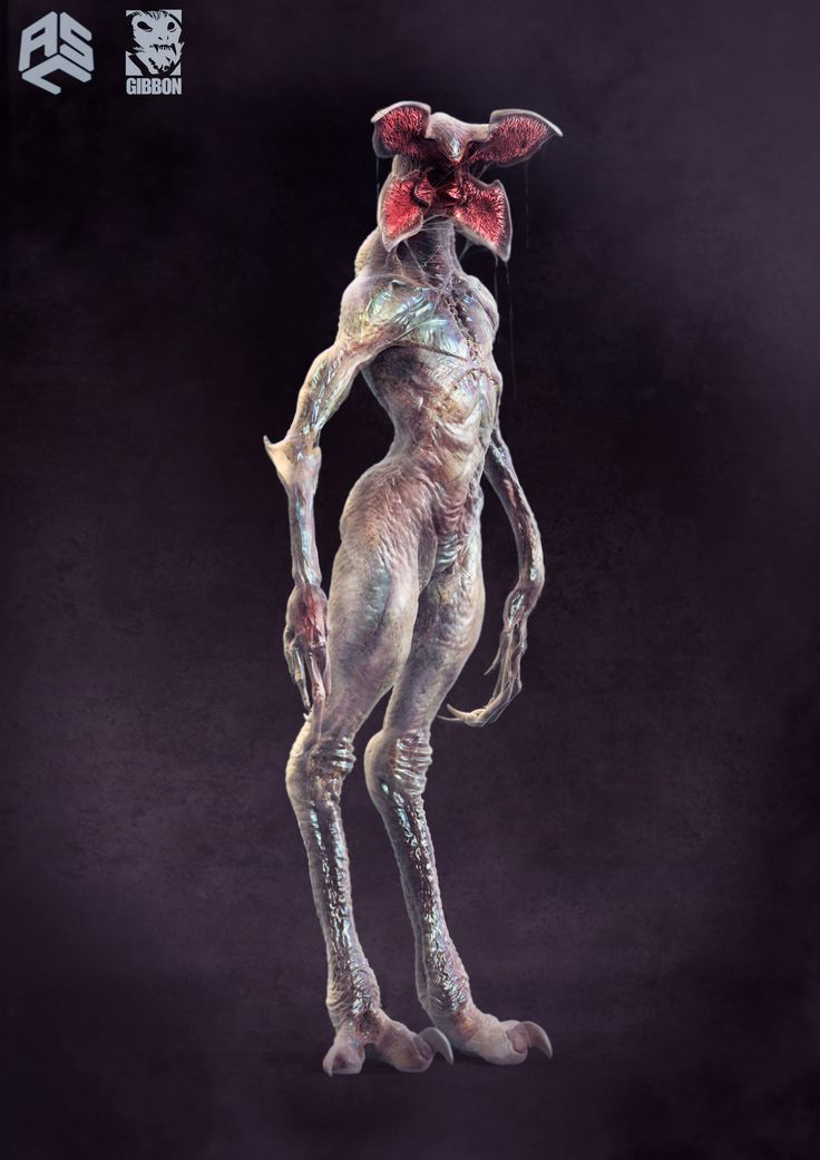 Some Official Concept Art From Stranger Things