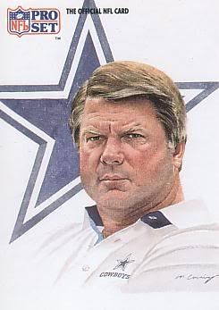 Jimmy Johnson Head Coach Dallas Cowboys {1989~1993}  2~Time Super Bowl Champion XXVII & XXVIII