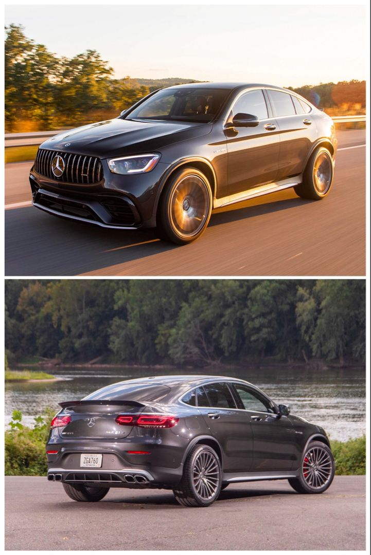 2020 Mercedes Amg Glc63 S Coupe First Drive Review Mercedes Amg