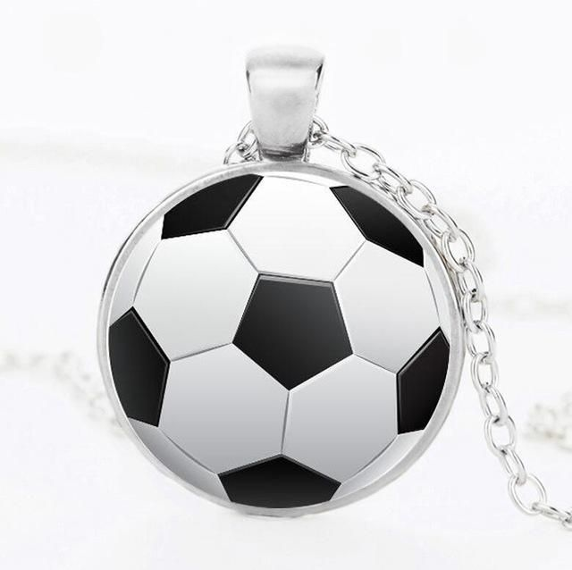 New Fashion Football Necklaces – Footballaza