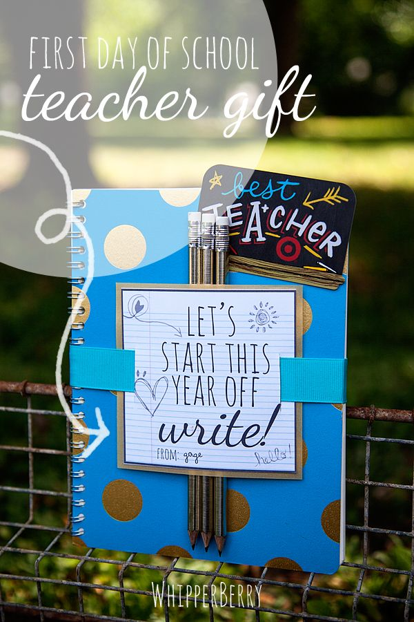 The ULTIMATE list of teacher gift ideas - Christinas Adventures