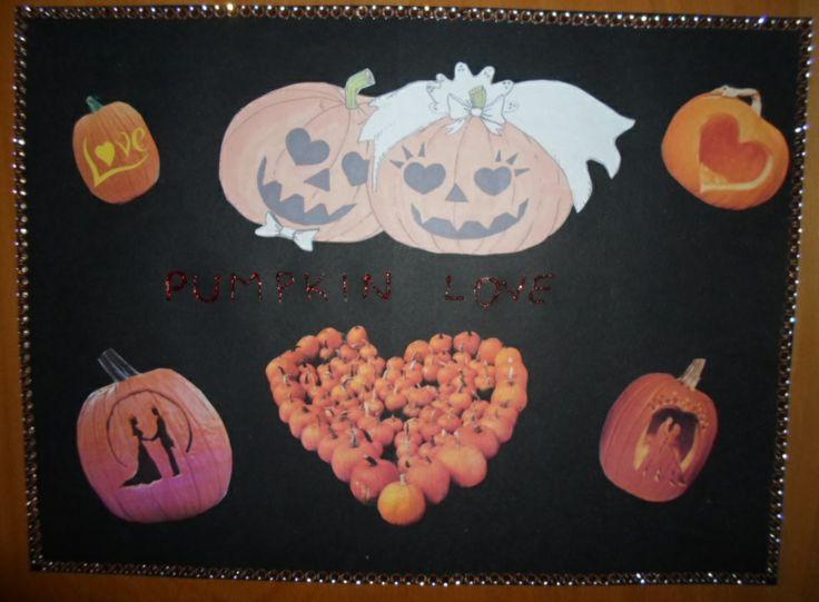 Pumpkin collage.