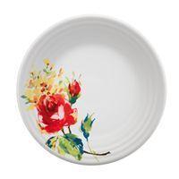HomerLaughlin.com - luncheon plate Floral Bouquet (465)