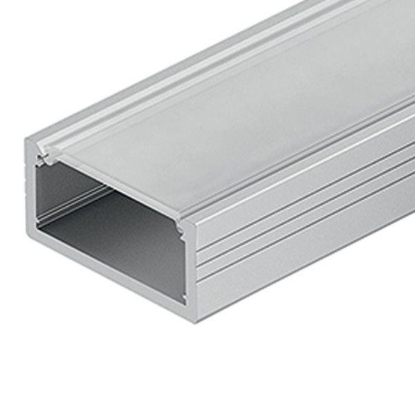 Custom Made Led Aluminium Profile For Light Bar