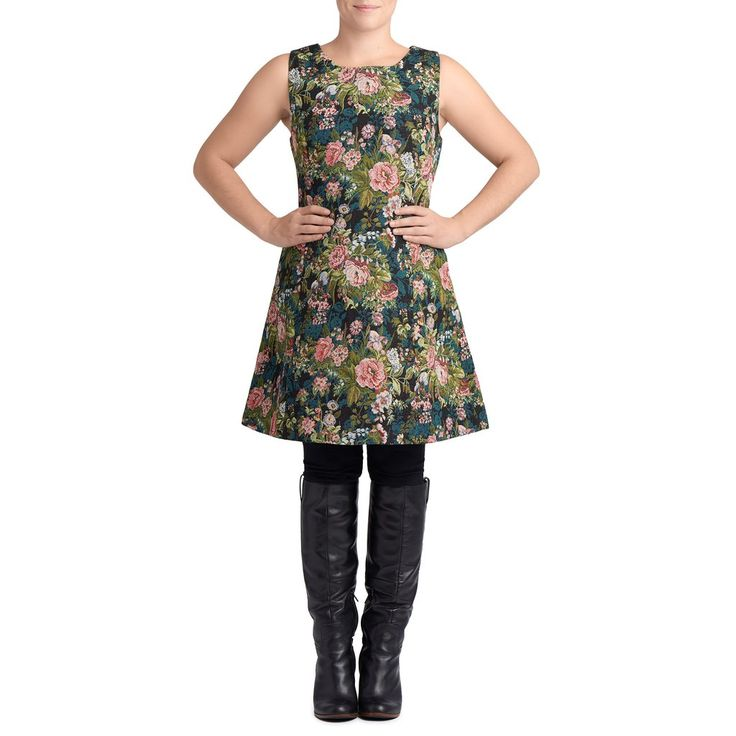 WILDFLOWER dress by Pink Martini  - Clothing - Style - Women fashion - The perfect dress - Floral dress -   Available at Forevermlle.com online store!