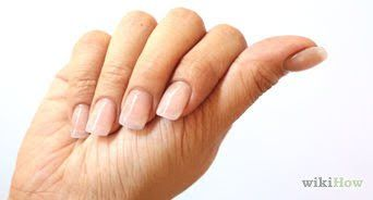 Remove Nail Polish from Acrylic Nails Without the Nails Coming off