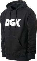DGK Classic Hoodie - black