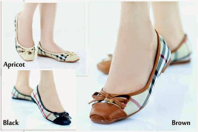 flat burberry import hongkong   type 299-79-532  uk 36 - 40  harga @235