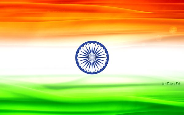 I am Prince Pal, A Creative Director of Think 360, Wishing you all Happy Independence Day through my India Flag wallpaper series.