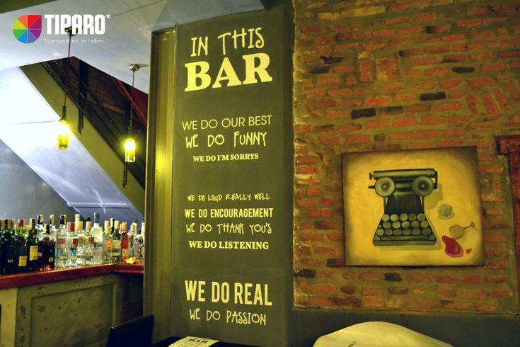 Nou in Cluj: Hemingway Bar - un proiect inedit de decor