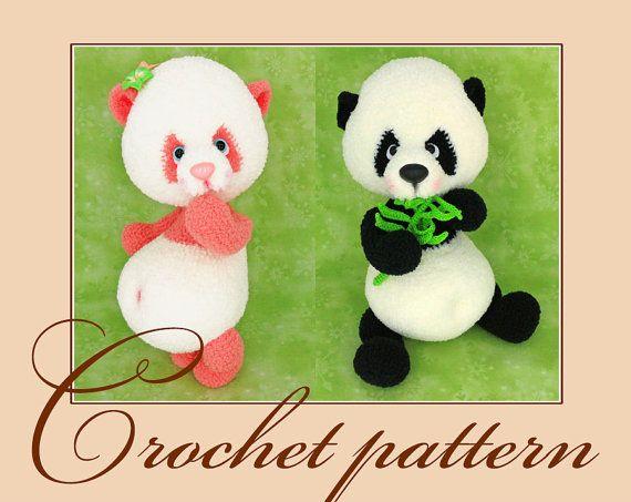 Modele Amigurumi Panda : Les 152 meilleures images ? propos de Crochet sur ...