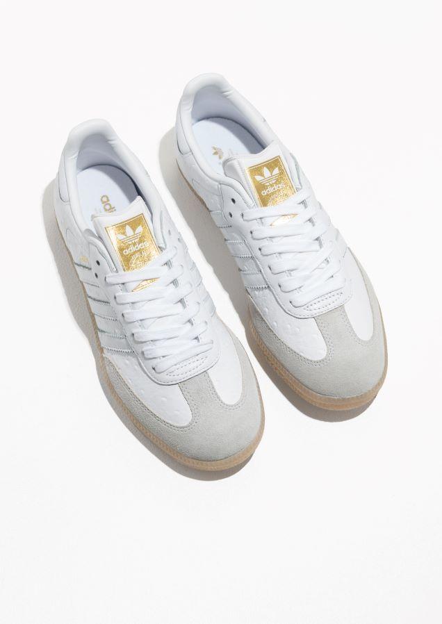 adidas samba blancas