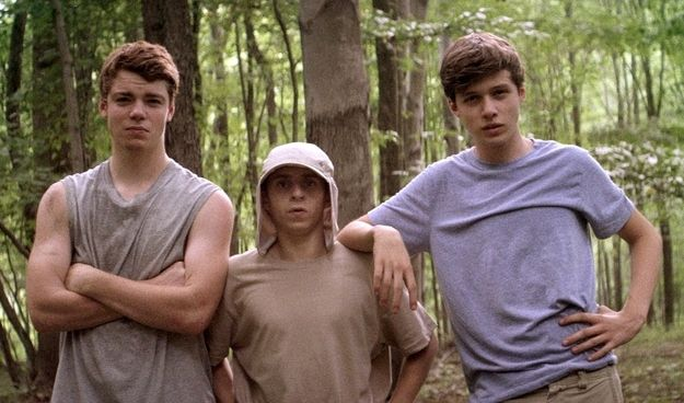 The Kings of Summer | A movie like The Kings of Summer hasn't come out in a long time. The story of three  friends (played by Nick Robinson, Gabriel Basso and Moises Arias) finding their own independence over the course of a summer is reminiscent of Now and Then or The Sandlot. Whimsical, funny, and heartbreaking, it even features performances from real-life awesome couple Nick Offerman and Megan Mullally.