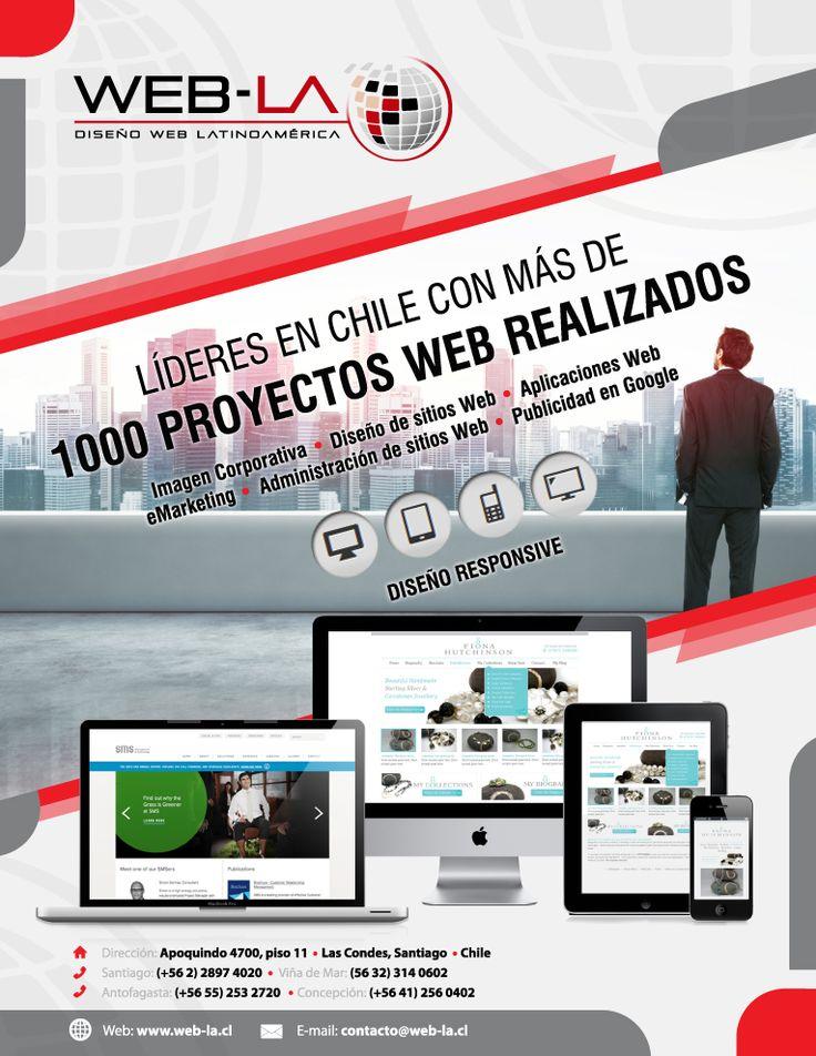 WEB-LA, Diseño Web y el Marketing Digital.