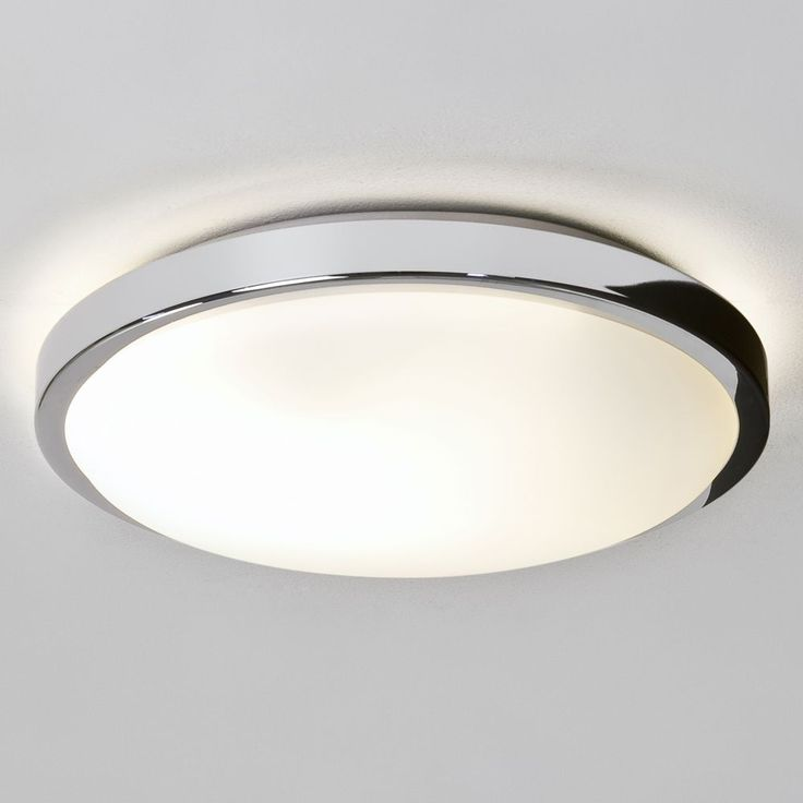 Good Astro Astro Denia IP44 Bathroom Ceiling Light In Polished Chrome