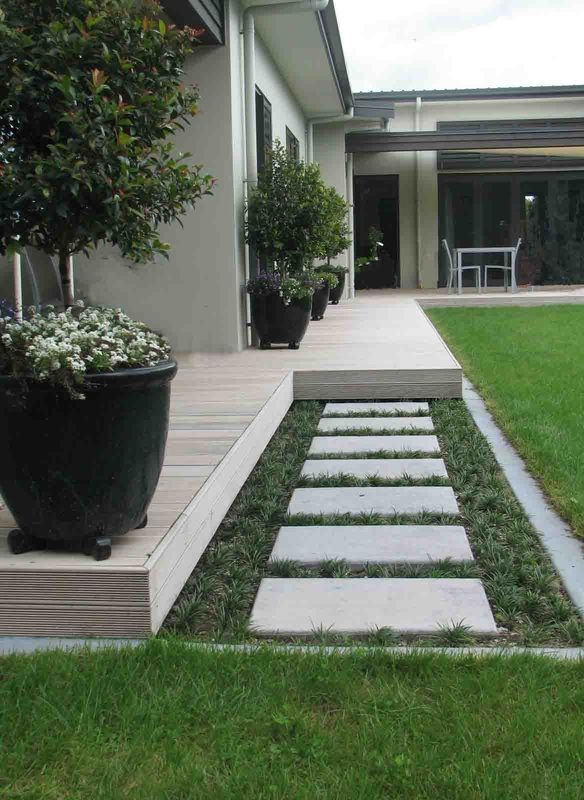 98 best landscaping ideas images on pinterest diy for Landscape design ideas nz
