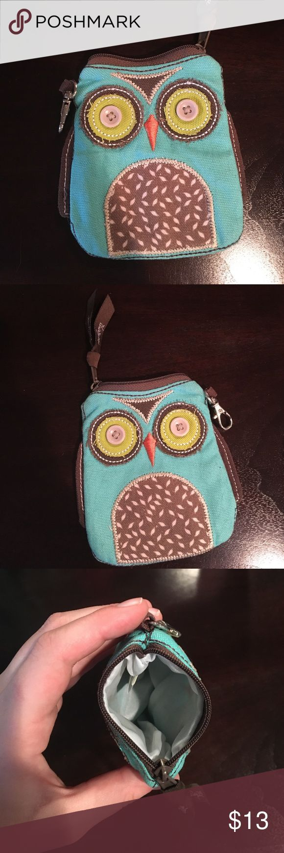 Thirty One Owl Coin Purse Owl coin purse from thirty-one thirty-one Bags Wallets