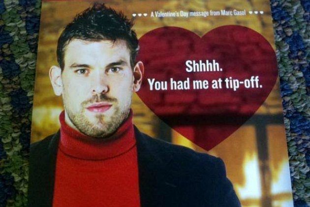 nba valentine's day cards