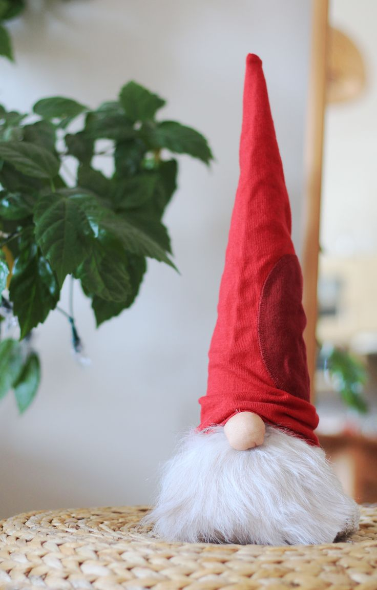 Cute gnome elf is beautiful christmas decor or gift for your love persons.