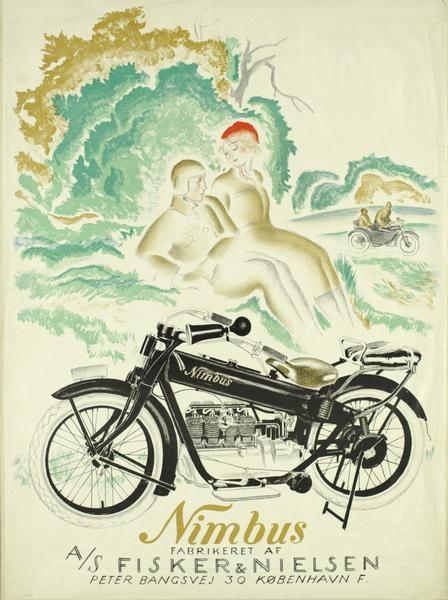 Valdemar Andersen, Poster