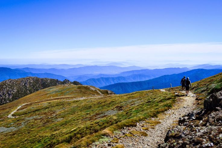 The incredible Main Range Walk over some of Australia's most beautiful alpine mountains.