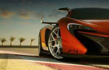 Background Photo McLaren P1   Car Wallpapers Wide