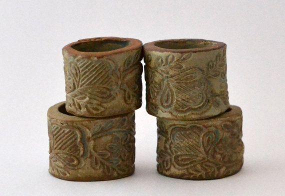 Turquoise Ceramic Napkin Holder  Stoneware by SugarPinePottery, $16.00