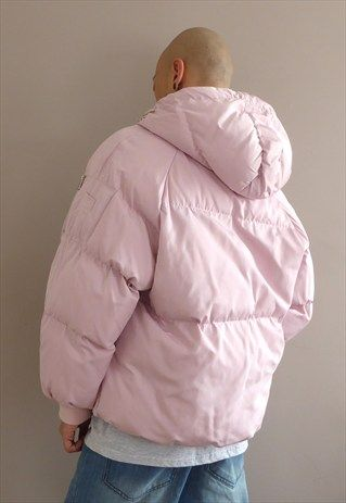 New+Oversized+MA-1+Style+Paninaro+Puffer+Jacket+in+Pink                                                                                                                                                                                 More