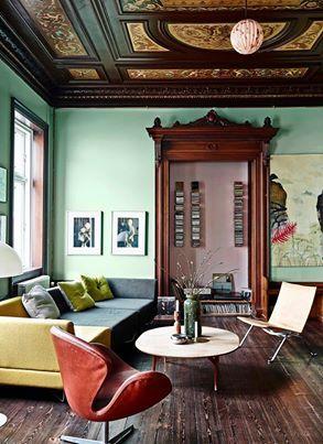 126 best bohemian eclectische stijl woonkamer images on pinterest, Deco ideeën