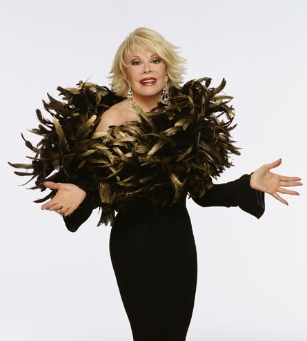My Bitch Joan... Joan Rivers if you didnt already know