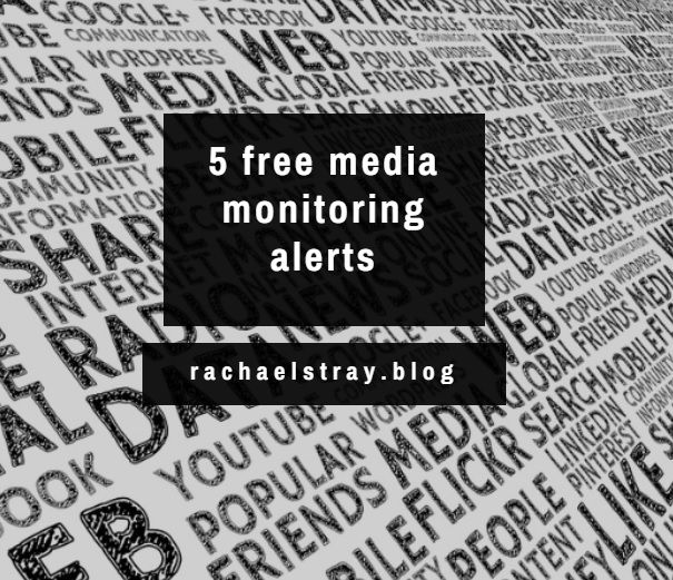 It's impossible to monitor everything when there is so much happening online but fortunately, there are some web monitoring tools that can help you keep updated with mentions of your brand.