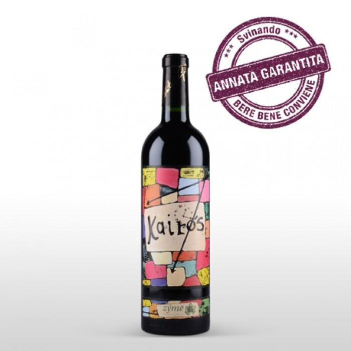 Kairos Veneto IGT rosso: la garanzia della firma di Celestino Gaspari per questo eccezionale vino della Valpolicella, prodotto a partire da 15 vitigni differenti.