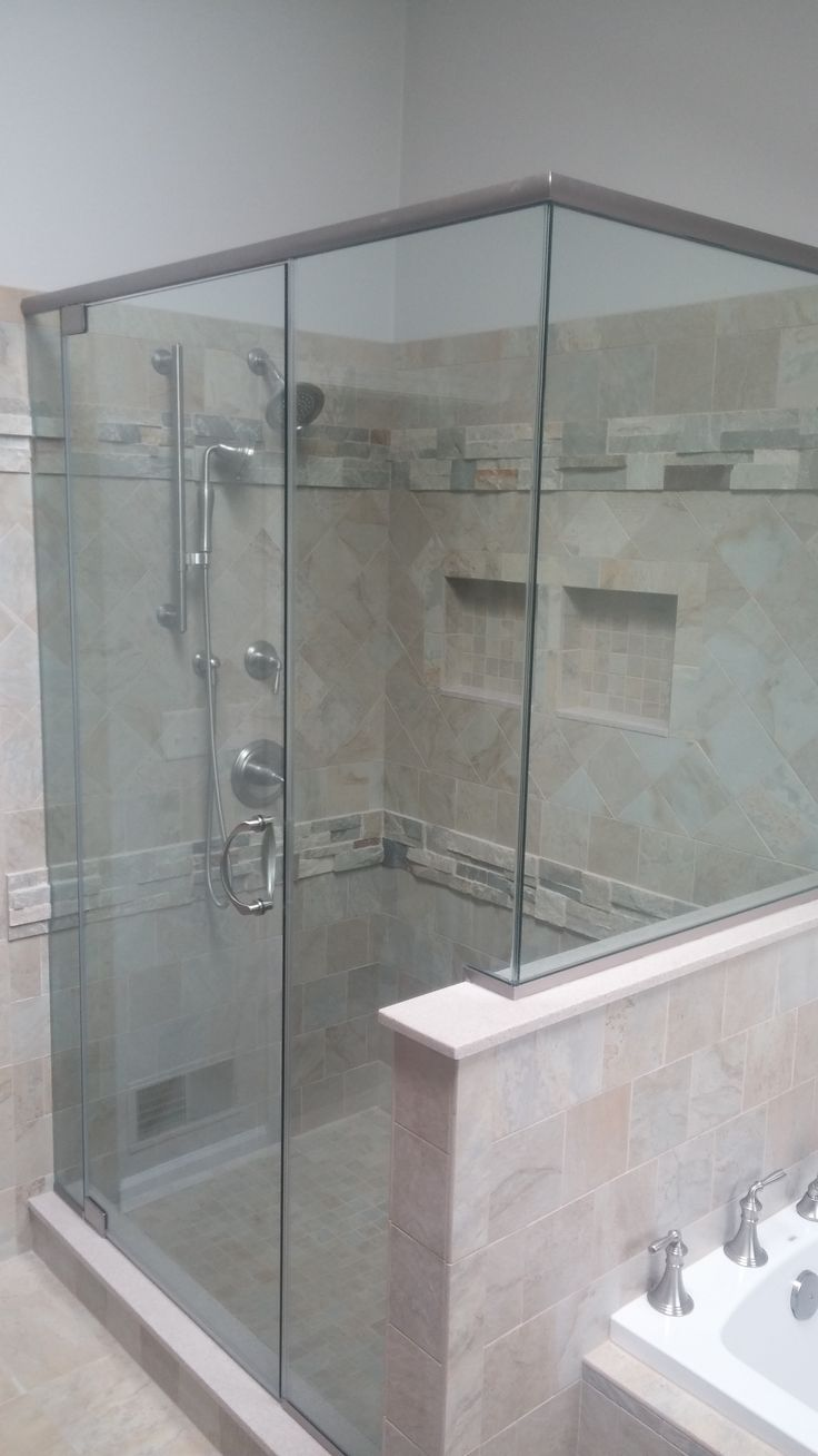 Best Finished Bathroom Projects Images On Pinterest Bathroom - Finished bathrooms