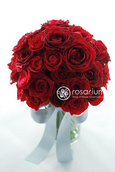 No.f0337・ウエディングブーケ(生花) | rosarium