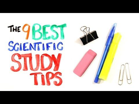 9 Science-Backed Studying Tips   IFLScience // It's probably no surprise to hear that panic-induced, all-night study sessions aren't actually the best way to prepare for an exam – but did you know it's actually linked to the lowest test scores overall? So, how can you study smarter and more effectively? Check out AsapSCIENCE's nine scientific study tips to find out.