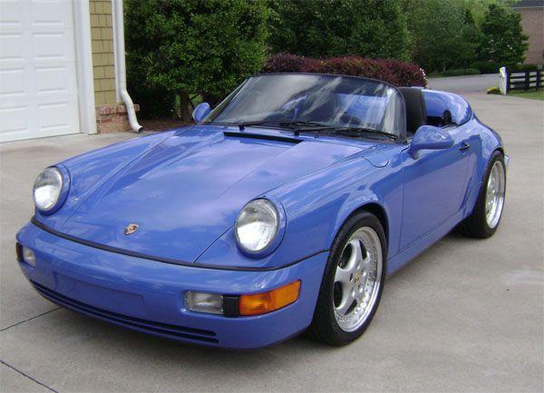Jerry Seinfeld's 1994 Porsche 911 Speedster does well at the Barrett-Jackson 2009 Scottsdale Auction