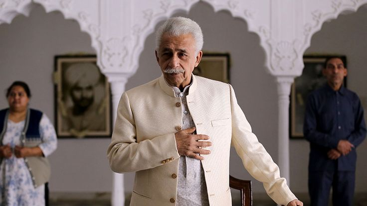The Hungry: Film Review | TIFF 2017  Naseeruddin Shah and Tisca Chopra tangle in 'The Hungry' a handsome Indian take on 'Titus Andronicus' Shakespeares wildest revenge play.  read more
