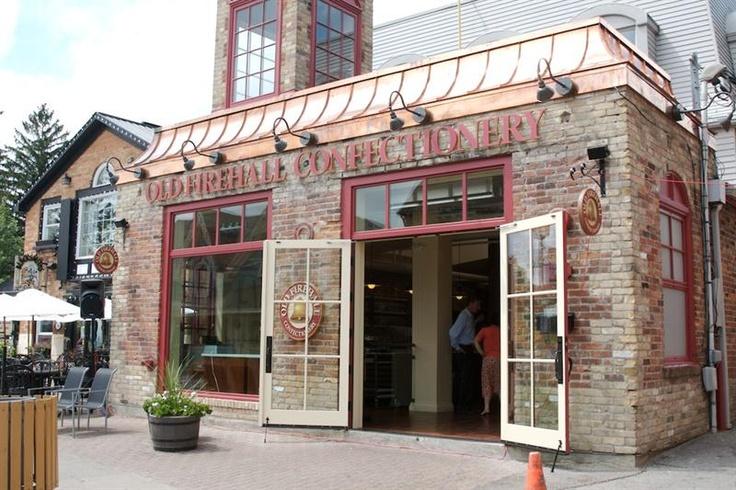 Doors Open - Markham - Old Firehall