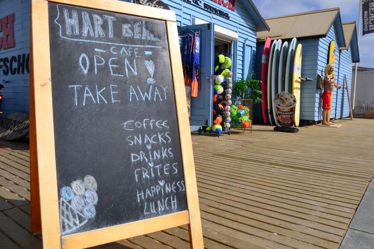Take away: happiness (Scheveningen; O'Neill Kiteboard Worldcup)