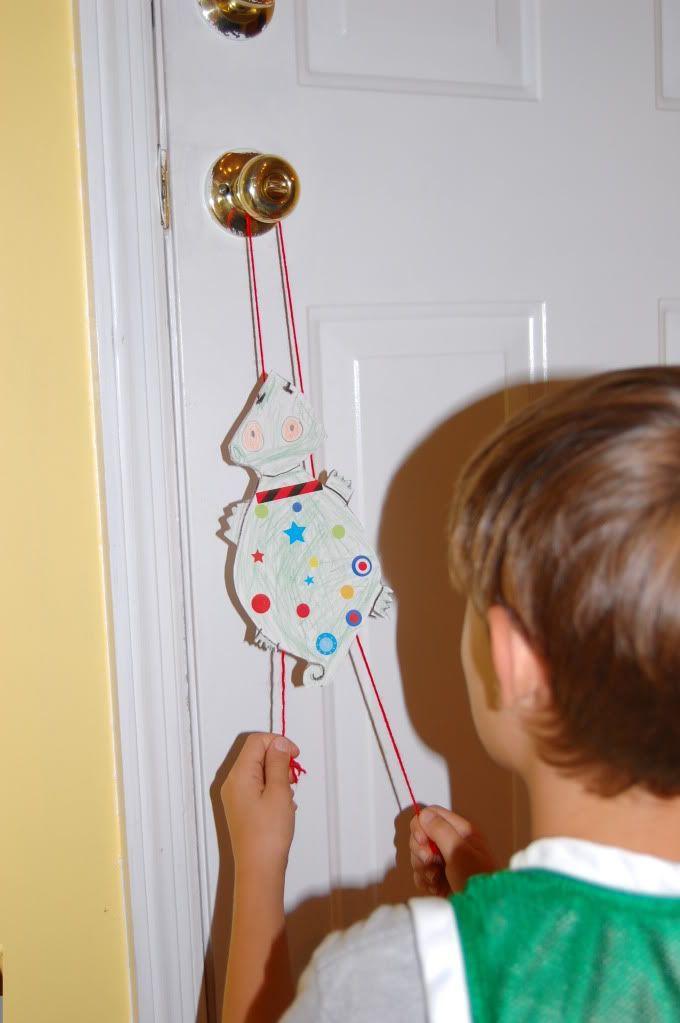 lizard crafts | Just Deanna: Kids Crafts: Lizard Climber  visit http://stitchme.gifts for more
