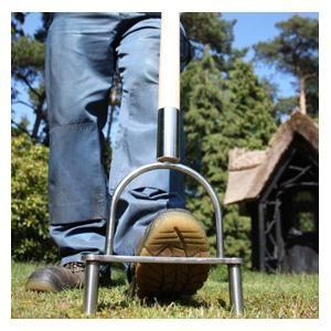 Sneeboer Lawn Aerator - Lawn Care - Harrod Horticultural