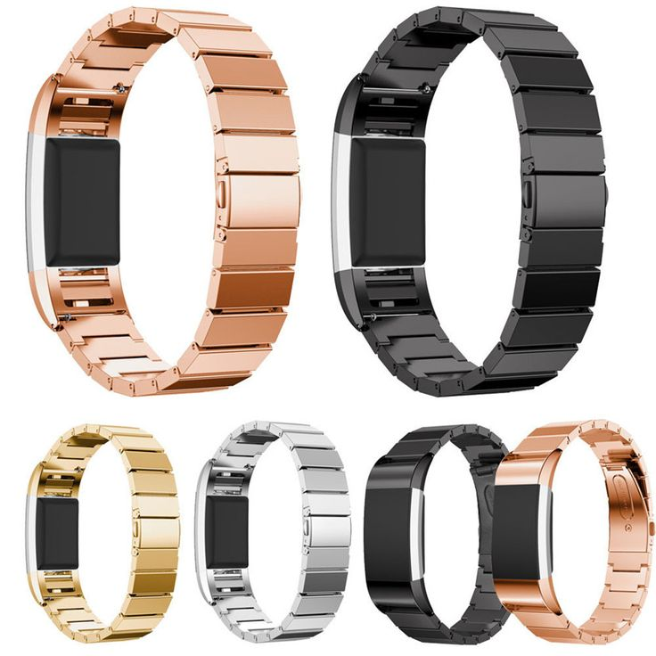CARPRIE Genuine Stainless Steel Bracelet Smart Watch Band Strap ForFitbit Charge 2 Hot Selling Wholesale F30